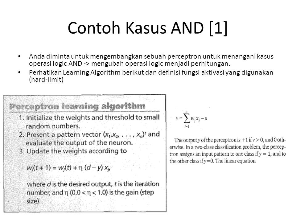 Contoh Kasus AND [1]
